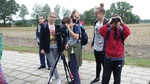 Obserwując czubatki fot. Jarosław Mydlak