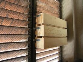 budki lęgowe dla jerzyków na wieży ussuri