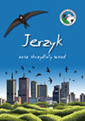 """Ulotka """"Jerzyk - nasz skrzydlaty sąsiad"""""""