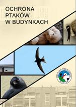 """Folder """"Ochrona ptaków w budynkach"""""""