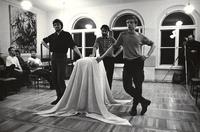 Skoki przez Kozła, Dariusz Głowacki, Jacek Hałas, Piotr Szychalski, Skoki 1987