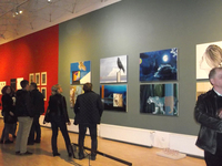 """Wystawa """"pozaPOZNANIEM"""", Galeria Miejska Arsenał Poznań, kwiecień 2016"""