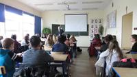 Międzynarodowe warsztaty dla młodzieży. 31 marzec 2017 / International workshop for teenagers. March 31st 2017