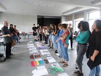 Międzynarodowe warsztaty dla młodzieży. Maj 2018 / International workshop for teenagers. May 2018