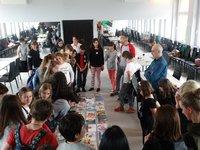 Międzynarodowe warsztaty dla dzieci. Maj 2019 / International workshop for kids. May 2019