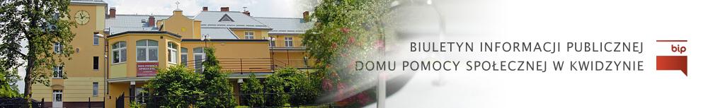 Dom Pomocy Społecznej w Kwidzynie