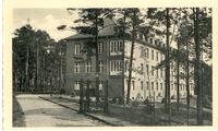 Wygląd budynku w latach przedwojennych
