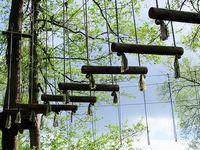 Park Linowy w Rudnicy