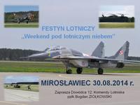 Festyn Lotniczy - Mirosławiec