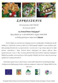 Festiwal Potraw Tradycyjnych