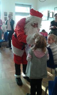 Mikołaj przychodzi wszędzie!