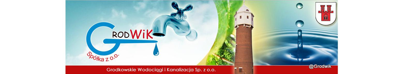 Baner Grodkowskie Wodociągi i Kanalizacja Sp. z o. o.