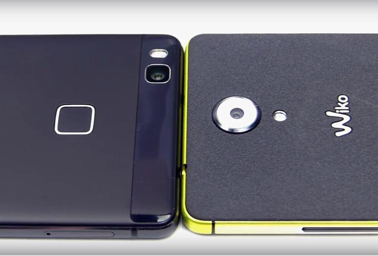 Huawei P9 lite vs Wiko Ufeel