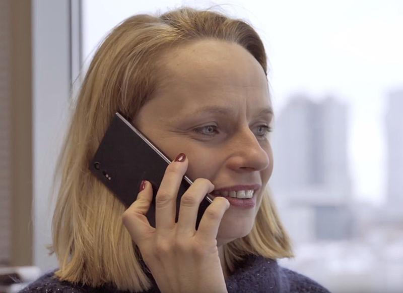 Agnieszka Jaśkiewicz Sony Mobile Polska