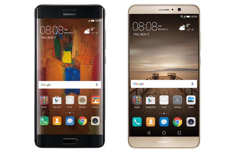 Huawei Mate 9 Pro vs Huawei Mate 9