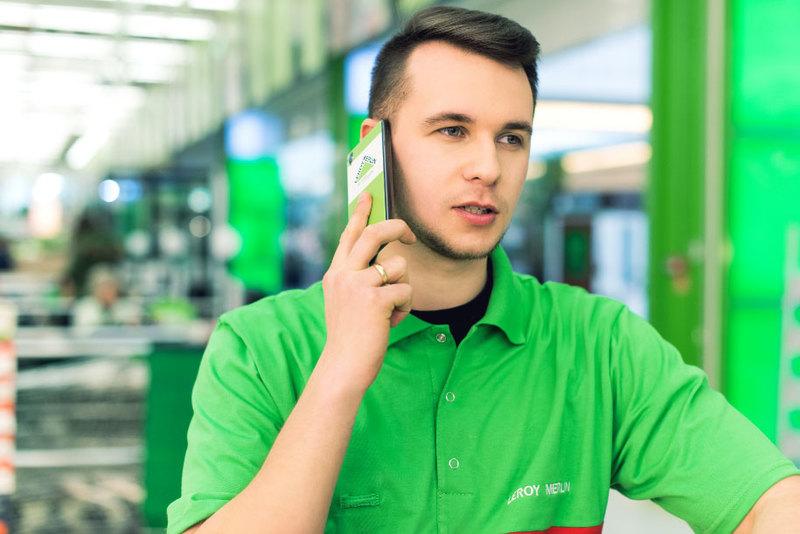 Leroy Merlin Polska Orange Sony Wdrozenie Platformy Dla Sprzedawcow Na 9500 Smartfonow
