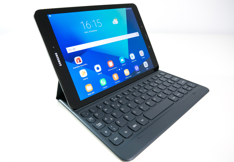Test Samsung Galaxy Tab S3 9.7