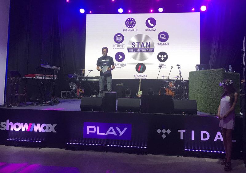 Stan Nielimitowany w Play z Showmax, Tidal i PLAY NOW