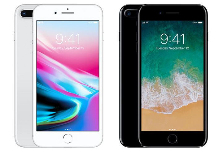 iPhone 8 Plus i iPhone 7 Plus
