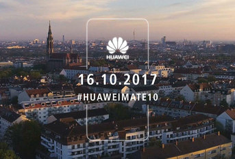Nowa seria Huawei Mate 10 pokazana w Monachium