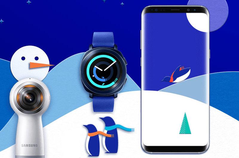 Samsung świąteczna promocja