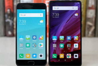 Xiaomi Mi6 i Xiaomi Mi Mix 2