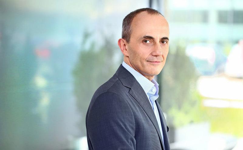 Kuba Pancewicz, szef regionu Poland & SEE w Motorola Mobility
