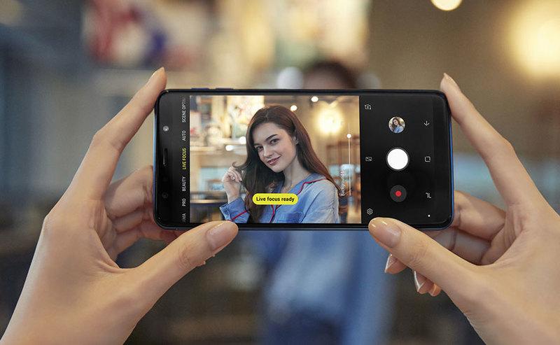 Samsungi Galaxy A7 2018