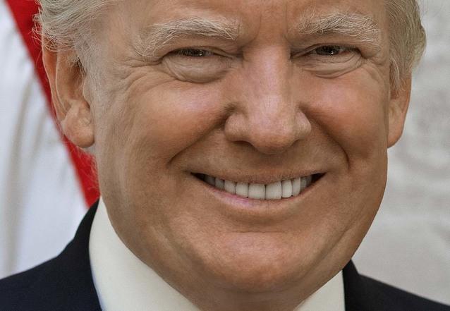 Prezydent Donald Trump
