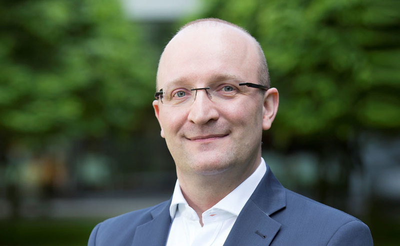 Marcin Ney - dyrektor rozwoju sieci mobilnej Orange Polska