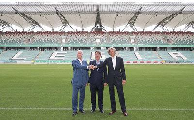 PLAY wybuduje 5G na stadionie Legii
