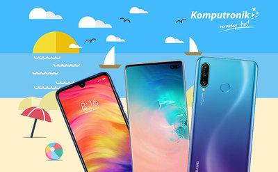 Najlepsze smartfony z Komputronika