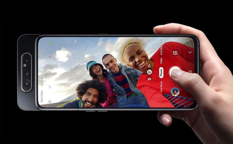 Ceny Samsunga Galaxy A80 i LG Q60 w T-Mobile