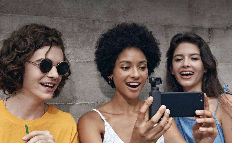 Ceny smartfonów P30 z kamerą DJI Osmo pocket i LG K30 w Orange