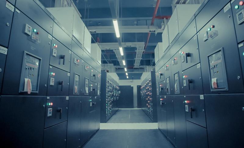 Netia Data Center w Grodzisku Mazowieckim