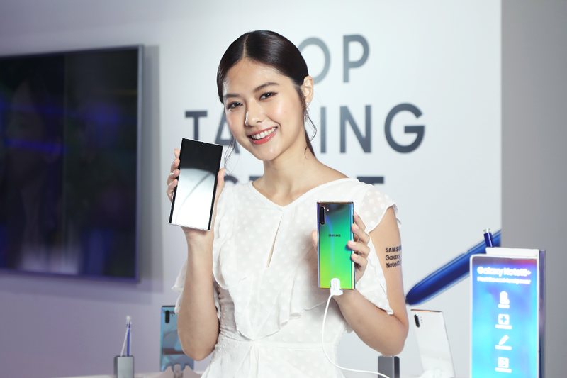 Galaxy Note10+ z 512GB