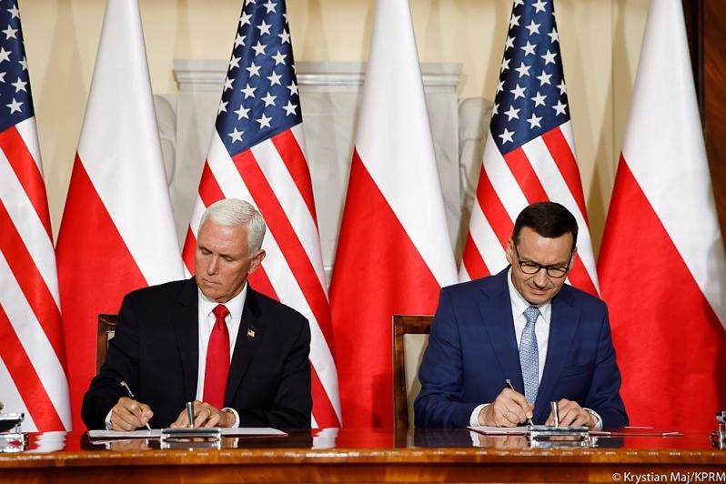 Wspólna Deklaracja Polski i USA na temat 5G