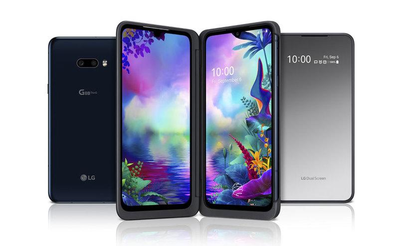 LG G8X ThinQ z aparatem do selfie 32 MP i nowym dodatkowym ekranem LG Dual Screen