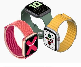 Apple Watch 5 - ceny