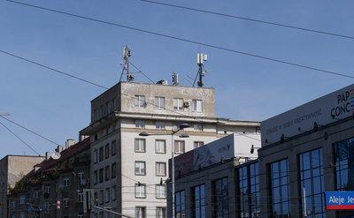 Sieć 5G w Warszawie