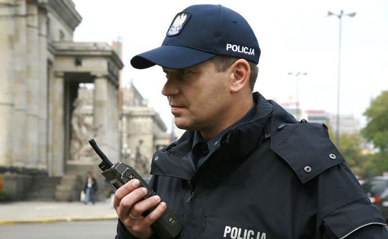 System tetra w polskiej policji