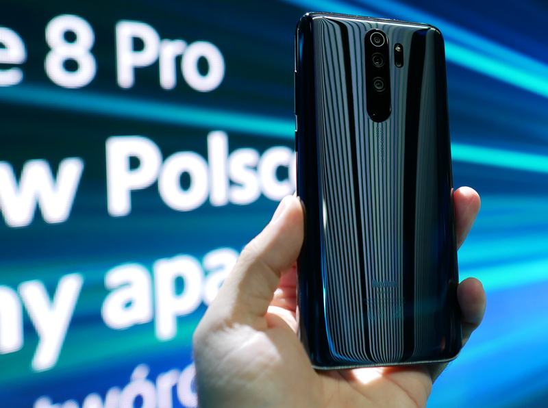 Redmi Note 8 Pro w Polsce za 1199 zł