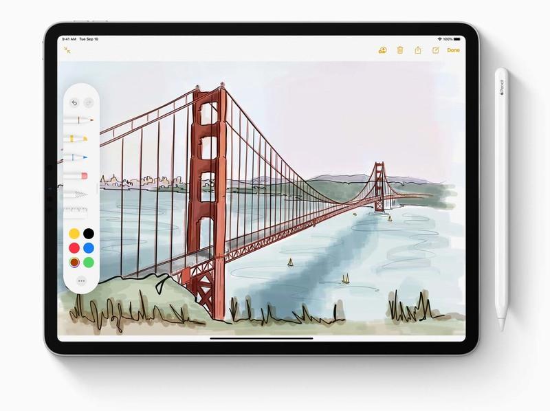 iPadOS - lista nowości