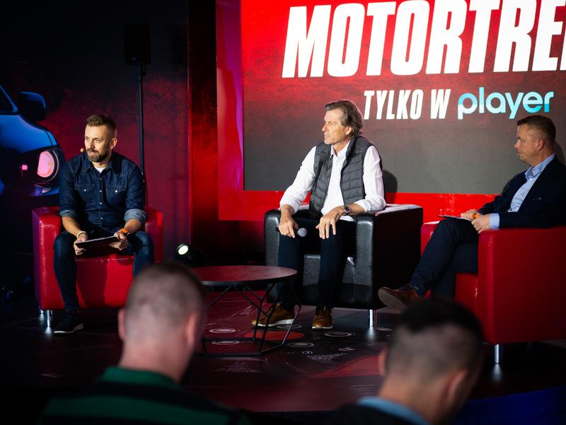 TVN Discovery Polska przedstawił w Krakowie zmiany na platformie Player.pl.