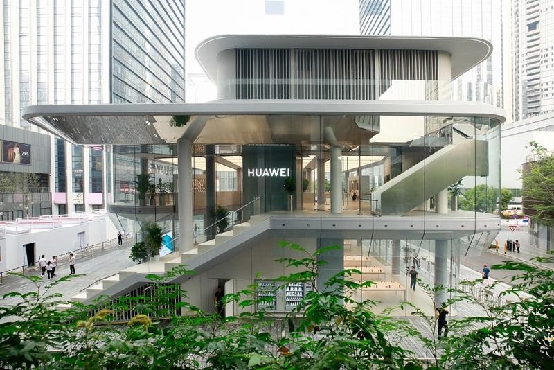 Flagowy sklep Huawei