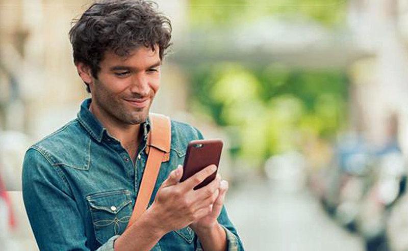 Przelew na telefon BLIK - reklama