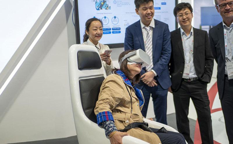 Huawei w Szwajcarii - 5G jest gotowe do wdrożenia i są pomysły na zarabianie na nowej sieci