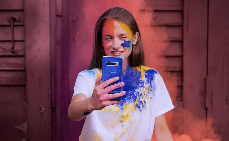 Czytniki w Samsungach już bezpieczne