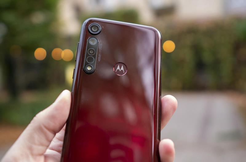 Motorola Moto G8 Plus – nasze pierwsze wrażenia