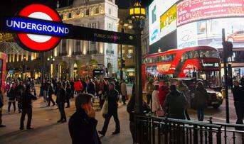 Testy 5G w Londynie